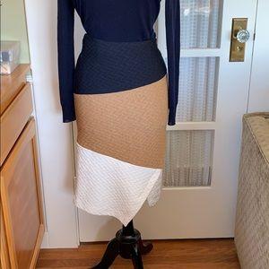 Pretty Anthropologie Pencil Skirt